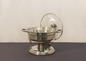 Stainless 4qt. Round Chafer $13