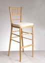 NATURAL WOOD CHIAVARI BARSTOOL $9 EACH