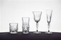 Cut Crystal Stemware .65 per piece