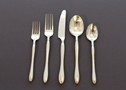 Duplet Flatware, Stainless