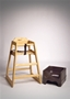 HIGH CHAIR & BOOSTER SEAT