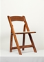 FRUITWOOD FOLDING CHAIR $2.50 each