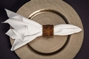 Napkin Ring - Copper Bead .50 each
